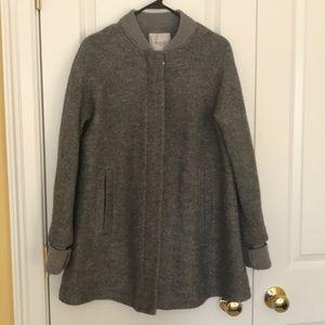 Zara - Grey Coat